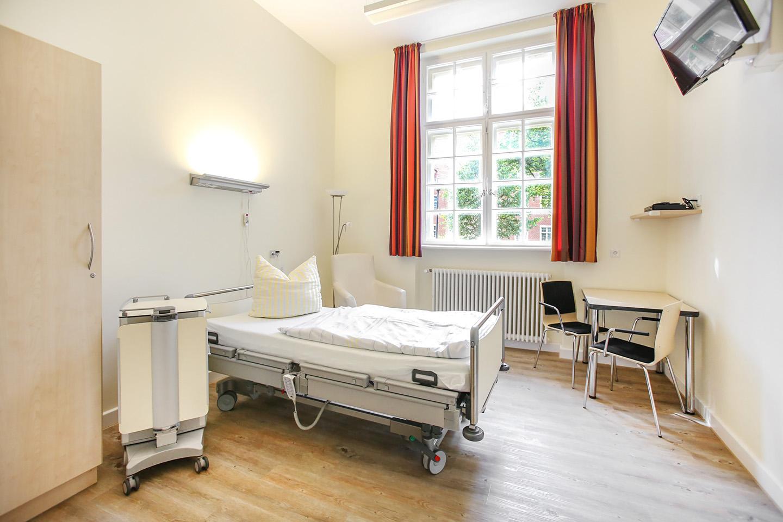 Station Palliativmedizin im Helios Klinikum BerlinBuch