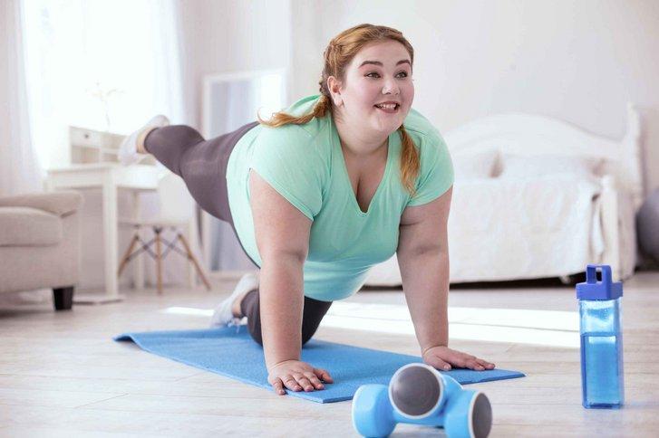 Schwangerschaft mit Übergewicht oder Adipositas