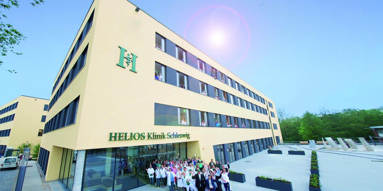 Schleswig Krankenhaus