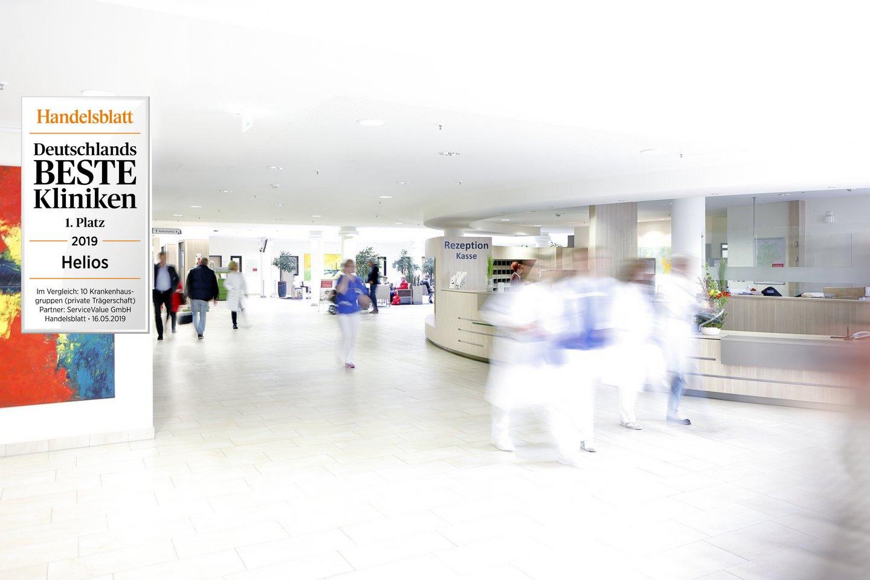 Helios Klinikum Hildesheim Ihr Krankenhaus