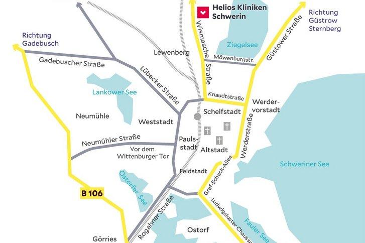 Strahlenklinik Schwerin