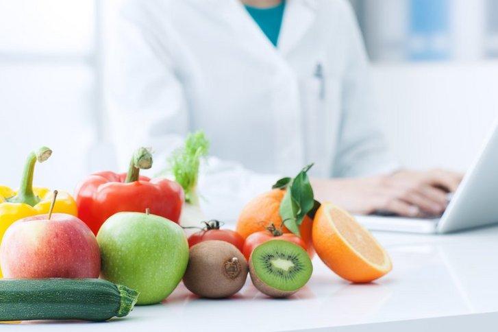 Ernährungsberater und Gewichtsverlust