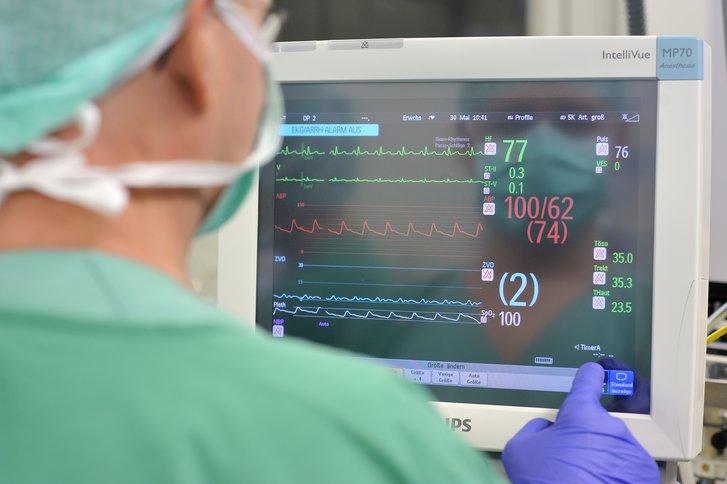 Anästhesie im Helios Universitätsklinikum Wuppertal