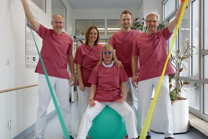 krankengymnastik karlsruhe