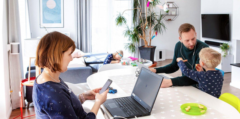 arbeiten von zuhause homeoffice kann man mit app reich werden