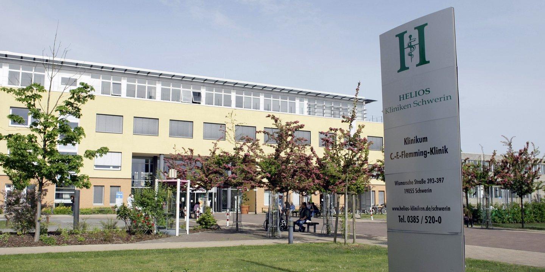 Helios Klinik Schwerin Stellenangebote