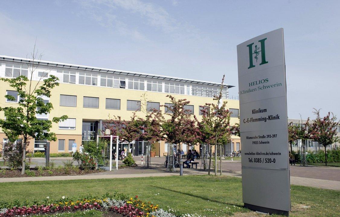 Helios Kliniken Schwerin Stellenangebote
