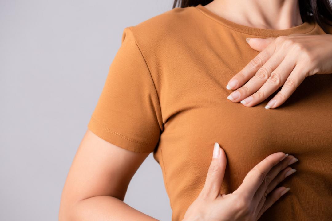 Kleine brust sehr brustkrebs Was ist