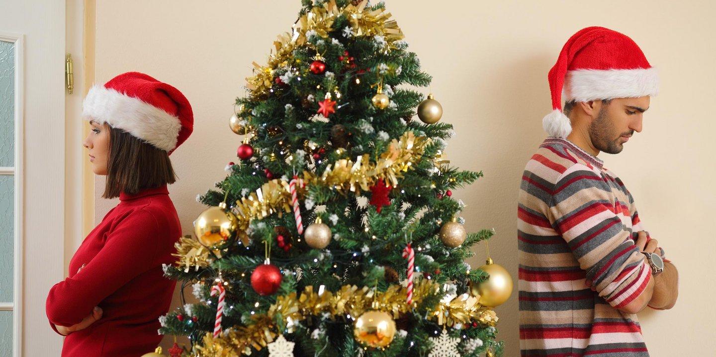 """Von wegen """"stille Nacht"""" – warum wir uns an Weihnachten öfter streiten"""
